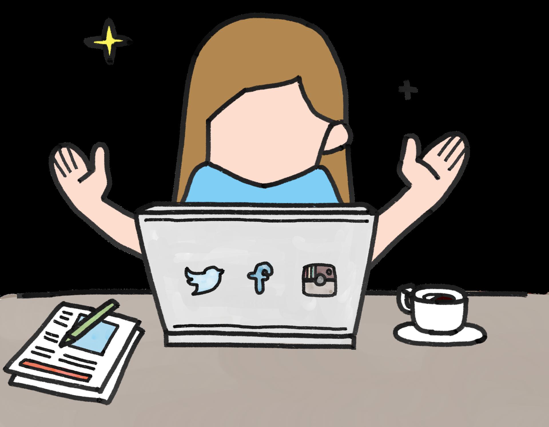 Come scrivere un buon post sui social